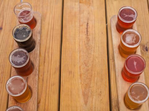 Tudo pronto para a Beer Week